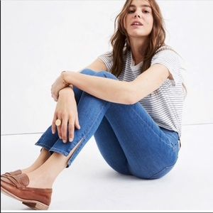 Madewell Jeans - 9 High Rise Skinnys size 27